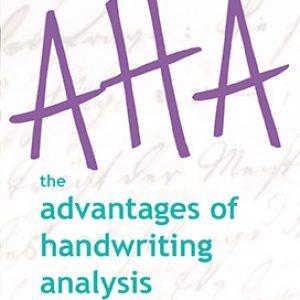 AHA – Advantages of Handwriting Analysis