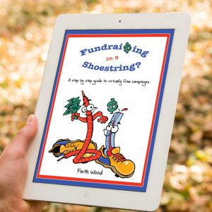 Fundraising on a Shoestring