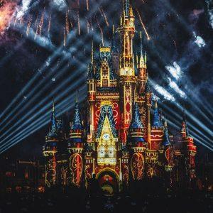 Magic Kingdom Stress Relief for Children