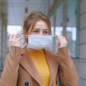 Improve Comfort Wearing a Mask